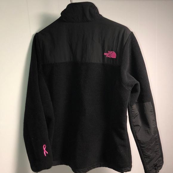 8039c4089 The North Face Women's Denali 2 Jacket Pink Logo